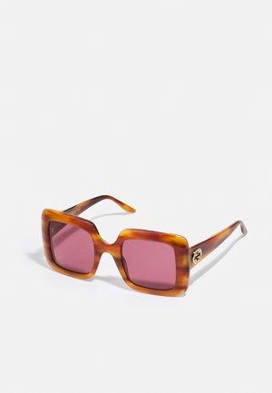 Solbriller - havana/violet