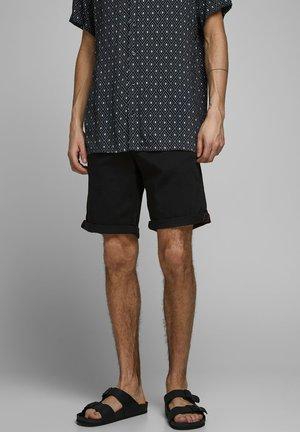 CHINOSHORTS KLASSISCHE - Shorts - black