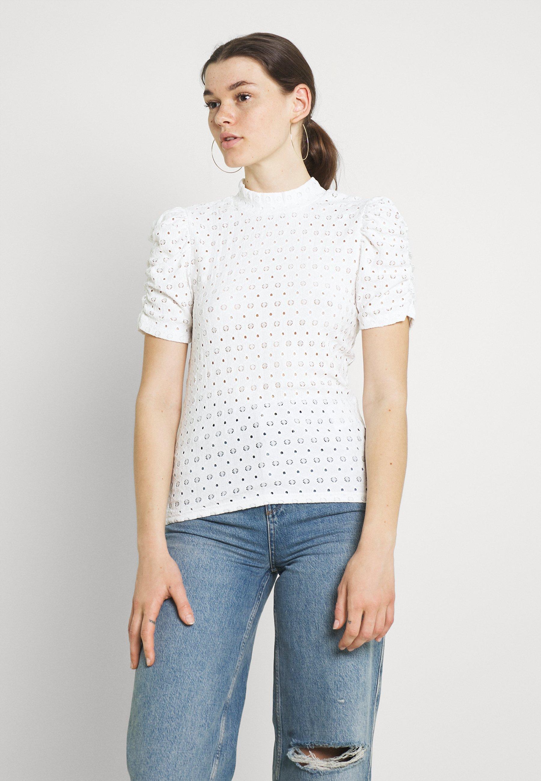 Women PCCHRISTY   - Print T-shirt