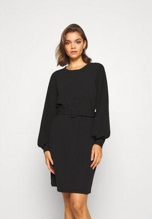 VMCORAL DRESS - Jerseykjole - black
