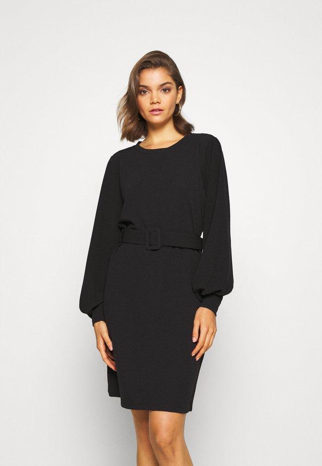 VMCORAL DRESS - Jerseyklänning - black