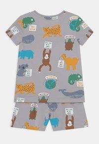 Marks & Spencer London - BOAT UNISEX - Pyjama set - grey - 1