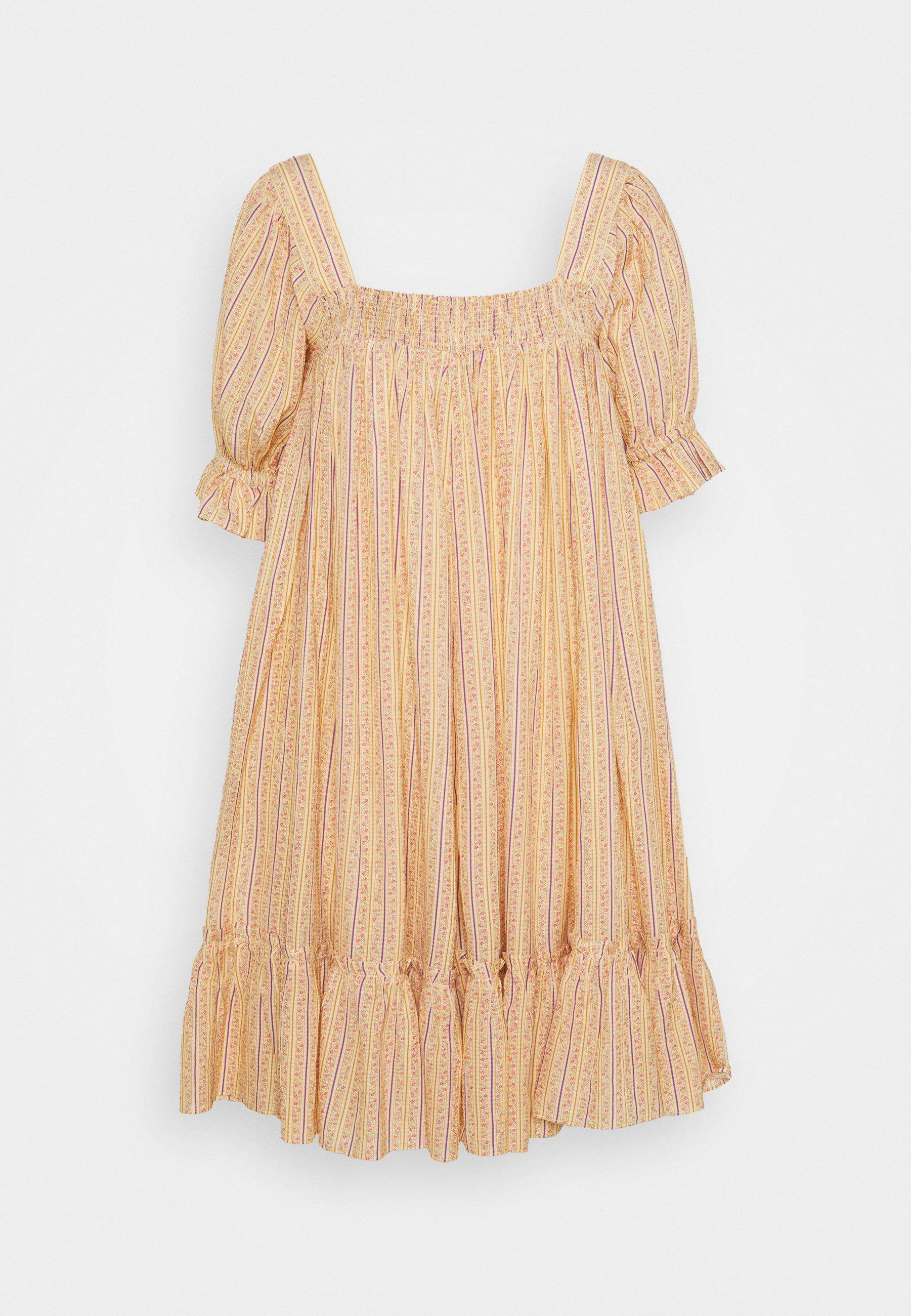 Women DOBBY BABYDOLL - Day dress