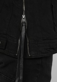 Be Edgy - BEKELVYN  - Kurtka jeansowa - black used - 5