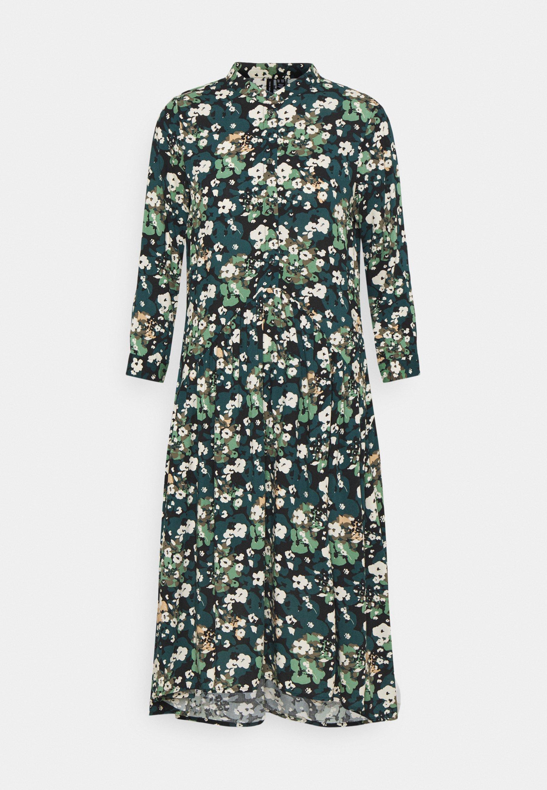 Mujer VMPHOEBE 3/4 DRESS TALL - Vestido informal