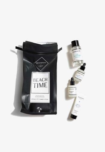 PRESCRIPTION BEACH TIME - Skincare set - neutral
