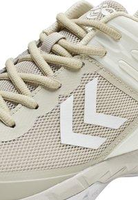 Hummel - AERO FLY - Handball shoes - silver grey - 6
