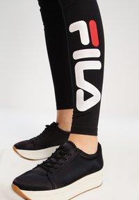Fila Tall - FLEX  - Leggings - Trousers - black - 5
