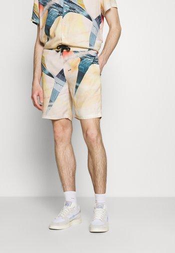 UNISEX STAR - Shorts - multi