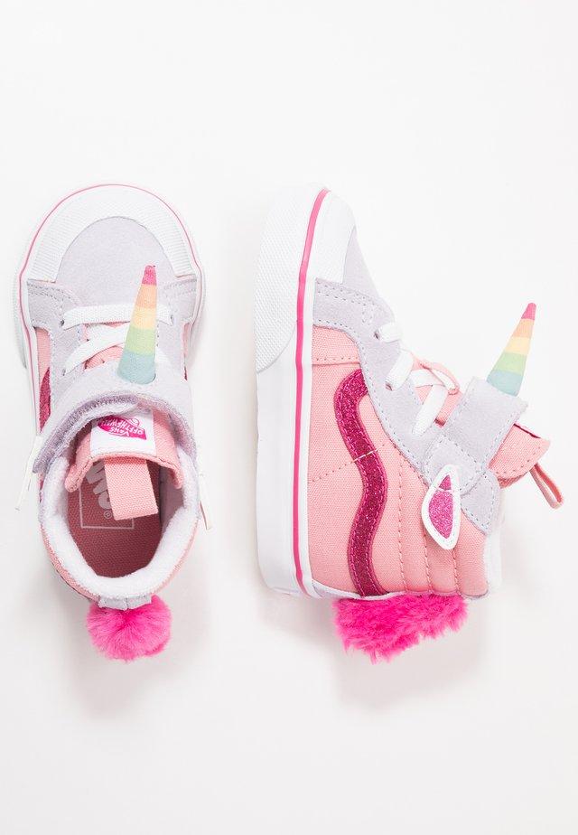 UNICORN SK8 REISSUE - Sneakers hoog - pink icing/lavender blue