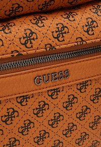 Guess - CITY LOGO BACKPACK - Rucksack - orange - 8
