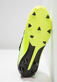 adidas Performance - X 18.3 FG  - Moulded stud football boots - solar yellow/core black - 5