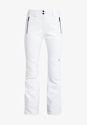 STANFORD - Ski- & snowboardbukser - white