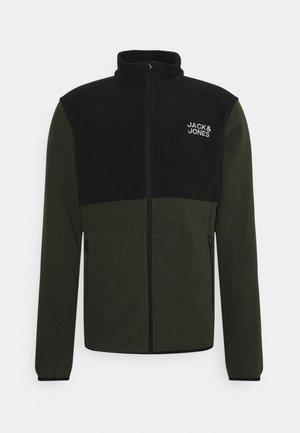 HYPE - Fleece jacket - forest night