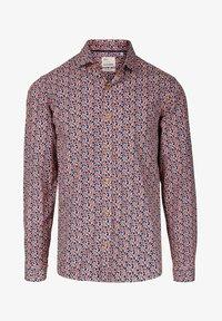 Riccovero - LEO DAILY TAILOR FIT - Skjorte - flower print - 0