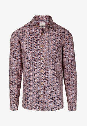 LEO DAILY TAILOR FIT - Skjorte - flower print