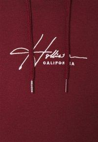 Hollister Co. - Sweatshirt - burgundy - 6