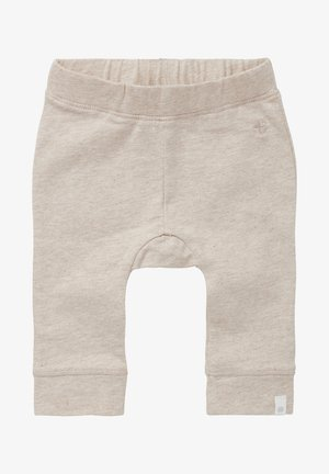 SEATON - Tracksuit bottoms - sand melange
