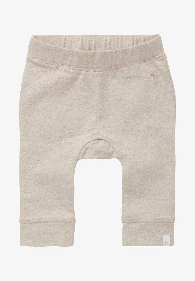 SEATON - Pantalon de survêtement - sand melange
