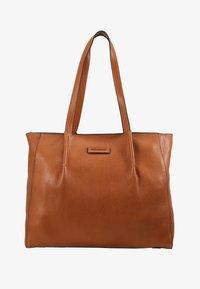 FREDsBRUDER - KYOTO - Tote bag - light camel - 6