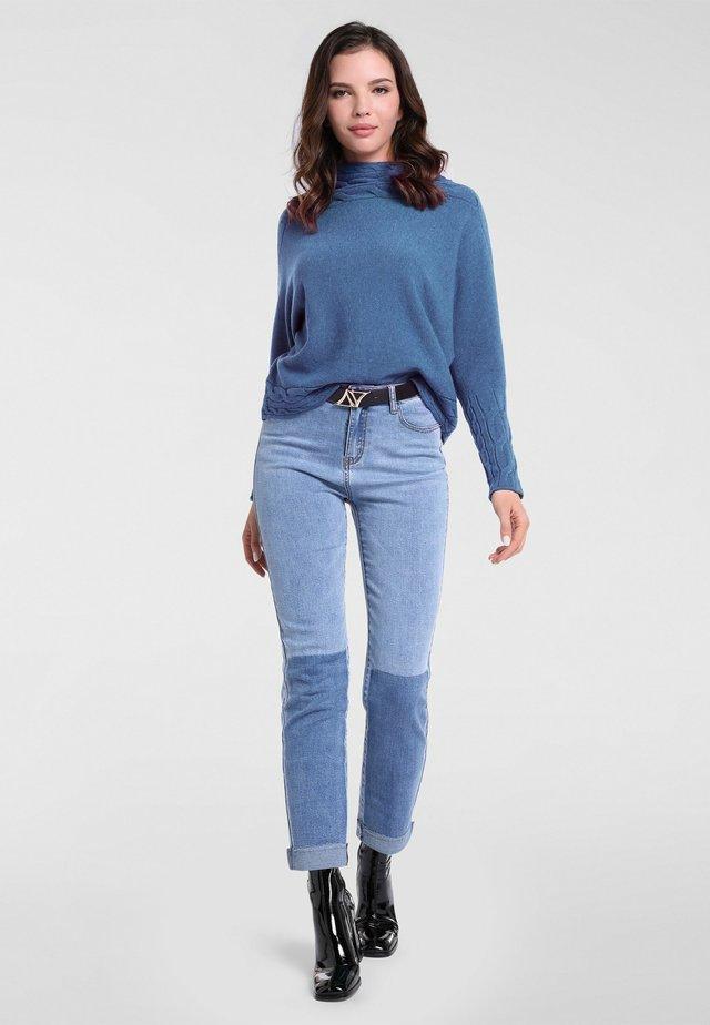 Trui - jeansblau