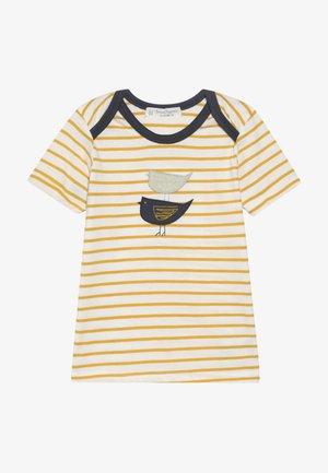 TOBI BABY - T-shirt print - yellow