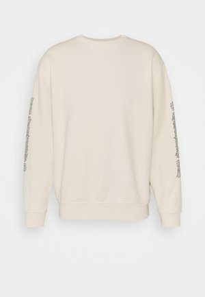 UNISEX OVERGROWN - Sweatshirt - natural