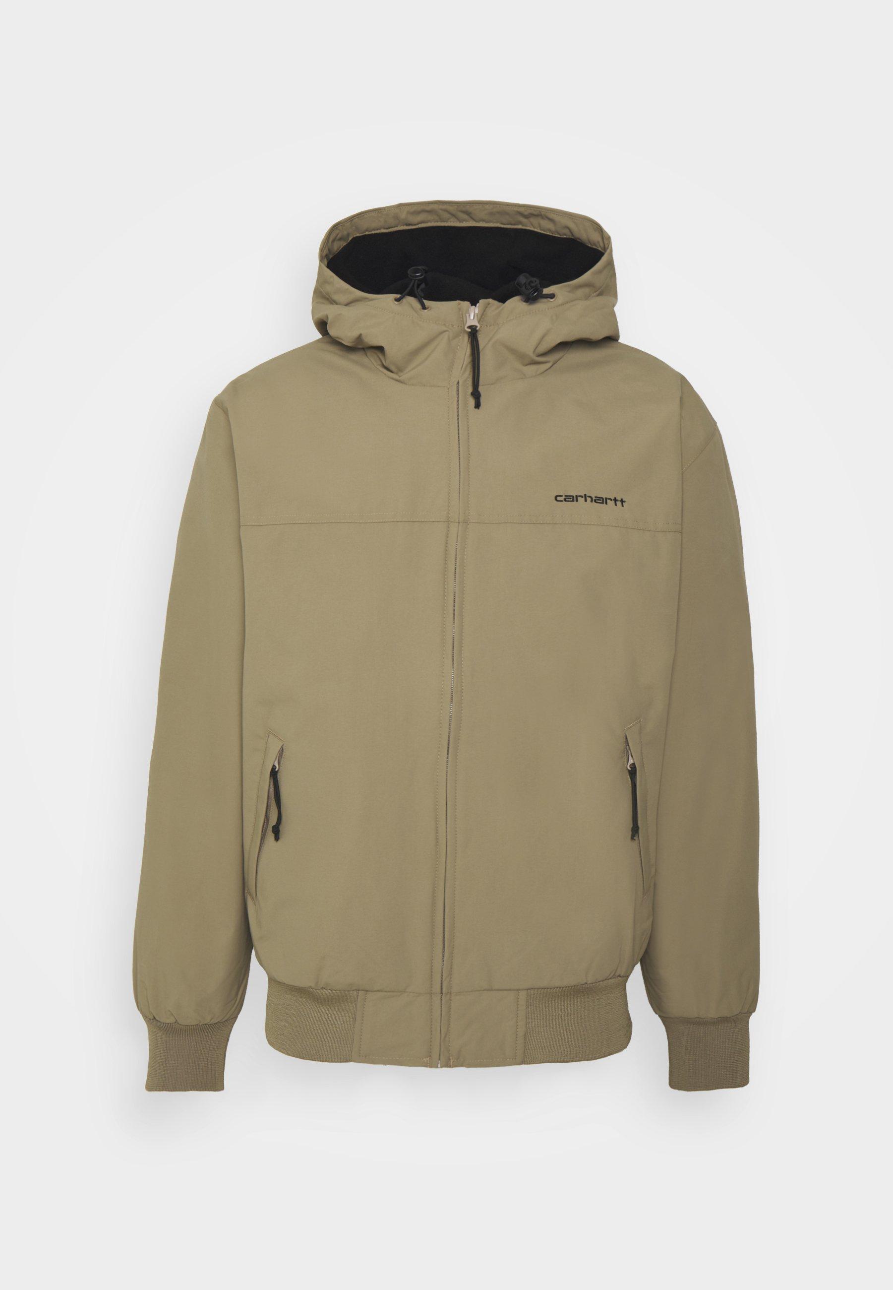 Men HOODED SAIL JACKET - Light jacket
