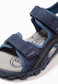 Superfit - HIKE - Sandals - blau - 5