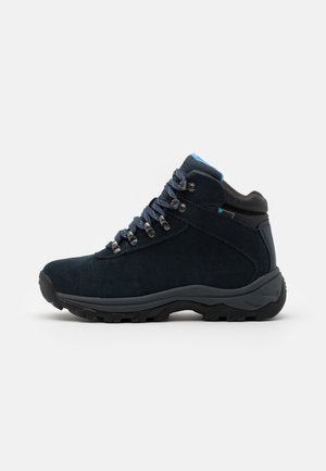 EUROPEAK WP WOMENS - Outdoorschoenen - navy/charcoal