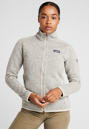 BETTER - Fleece jacket - pelican