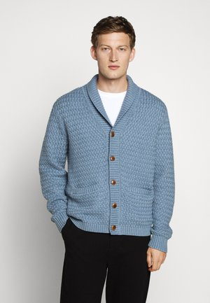 Cardigan - bluestone