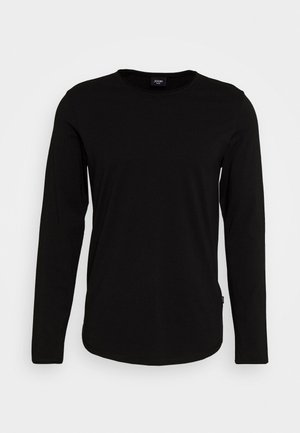 CHARLES - Long sleeved top - black