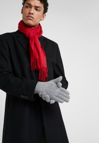 Johnstons of Elgin - CASHMERE GLOVES - Gloves - silver - 0