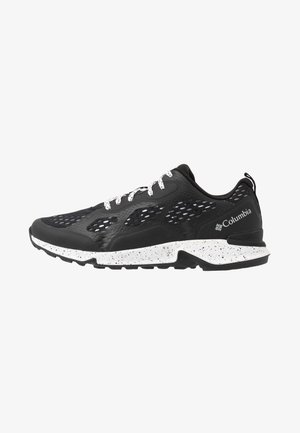 VITESSE - Hiking shoes - black/pure silver