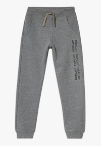 Replay - Tracksuit bottoms - mottled grey - 0