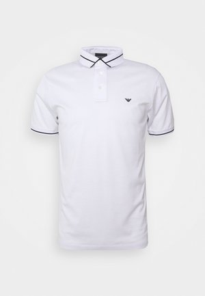 Poloshirts - bianco