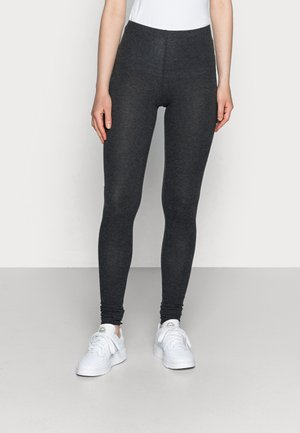 PIPOUN - Leggings - Trousers - anthracite chine