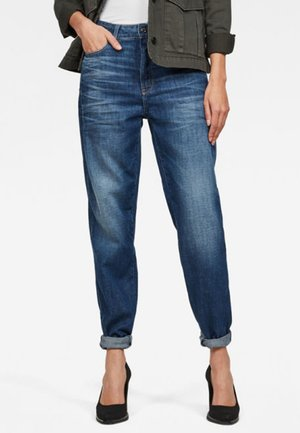 3301 MID BAGGY BOYFRIEND  - Jean boyfriend - dark blue denim
