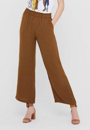 JDYTINA - Spodnie materiałowe - argan oil