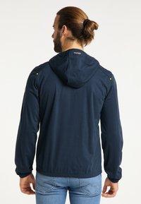 Schmuddelwedda - Outdoor jacket - marine - 1