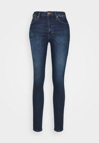 Tommy Jeans - SYLVIA SUPER - Jeansy Skinny Fit - knox dark blue - 3