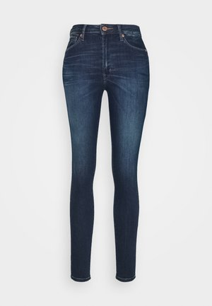 SYLVIA SUPER - Jeans Skinny Fit - knox dark blue