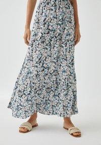 PULL&BEAR - Maxi dress - blue - 2