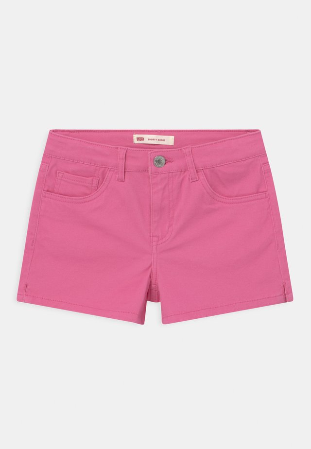 Shorts di jeans - neon pink