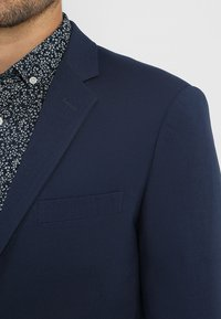 Lindbergh - PLAIN MENS SUIT - Traje - dark blue - 11