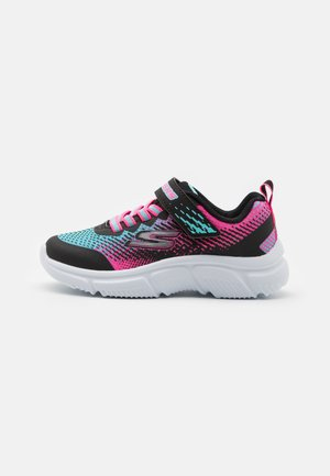 GO RUN 650 - Neutral running shoes - black/multicolor
