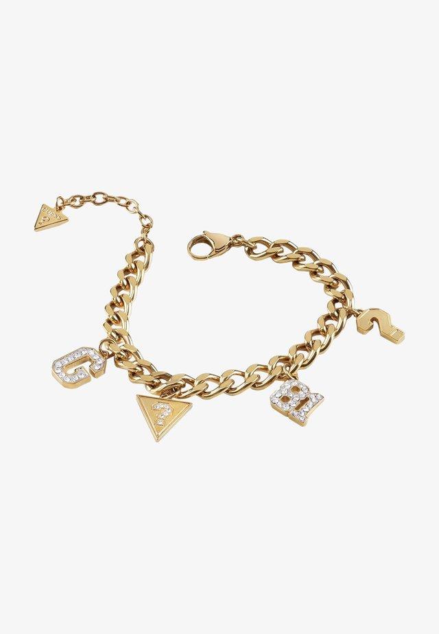 COLLEGE 1981 - Armband - goldenfarbe