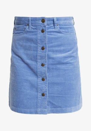 A LINE SKIRT - A-line skirt - frost blue