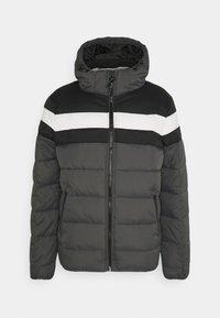 AGRIPPA - Zimní bunda - pewter